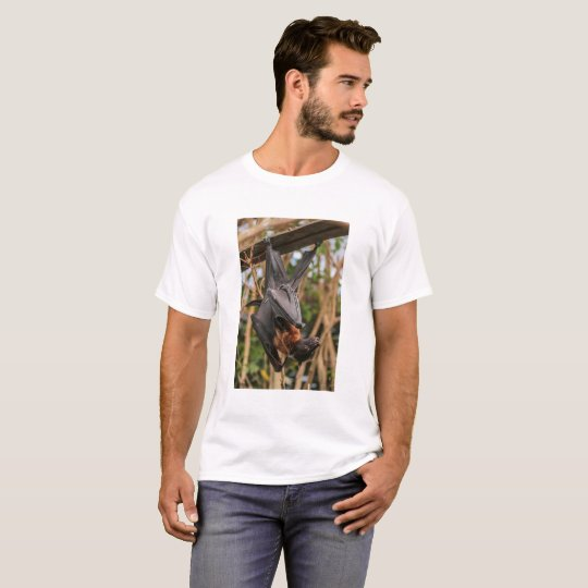 Exotic black and brown flying fox T-Shirt