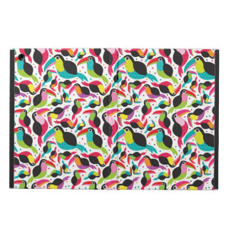 exotic brazil toucan bird background iPad air cover