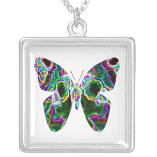 Exotic Butterfly Necklaces