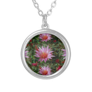 EXOTIC Cactus Flower : Greet Thank n Welcome Necklace