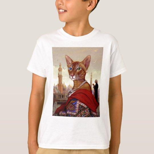 Exotic Cat 1 T-Shirt