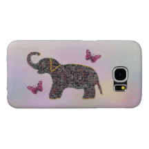 Exotic Elephant Samsung Galaxy S6 Cases