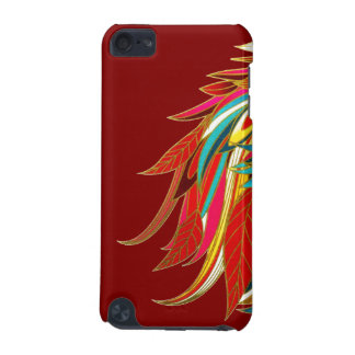 Exotic Feathers iPod Touch (5th Generation) Cover