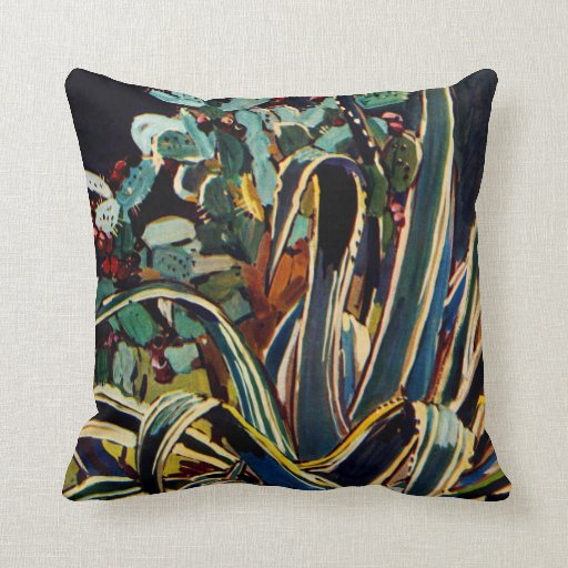 Exotic Flora #4 at SunshineDazzle Pillows