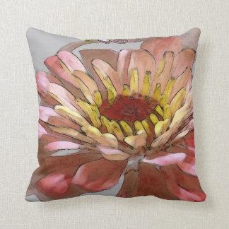 Exotic Flora, pillow Cushion