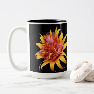 Exotic Floral Coffee Mugs