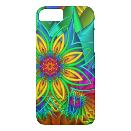 Exotic Flowers Phone Case