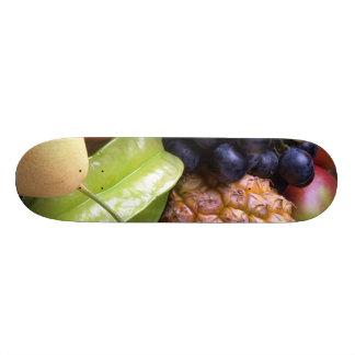 exotic fruits 20 cm skateboard deck