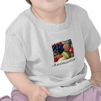 exotic fruits t shirts