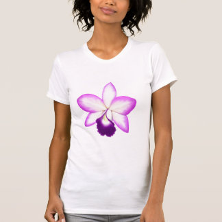 Exotic Hawaiian Cattleya Orchid T Shirt