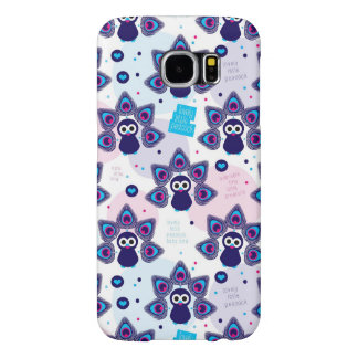 exotic india peacock pattern samsung galaxy s6 cases