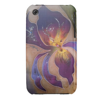 Exotic Iris I-Phone Cover iPhone 3 Covers