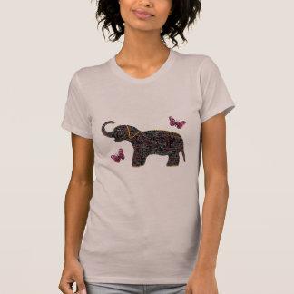 Exotic Jewel Elephant Shirt