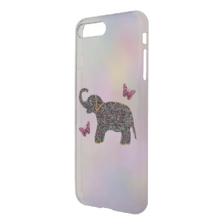 Exotic Jeweled Elephant iPhone 7 Plus Case