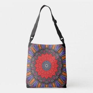 Exotic Kaleidoscope Crossbody Bag