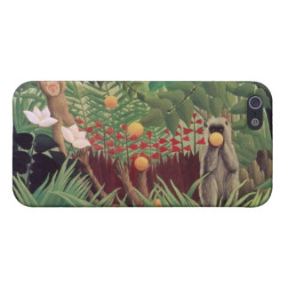 Exotic Landscape, 1910 Case For iPhone 5/5S