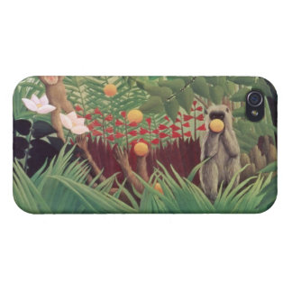 Exotic Landscape, 1910 iPhone 4 Covers