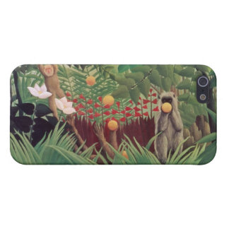 Exotic Landscape, 1910 iPhone 5 Cover