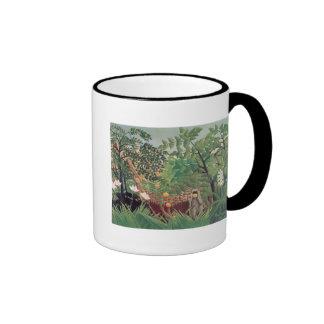 Exotic Landscape, 1910 Mugs