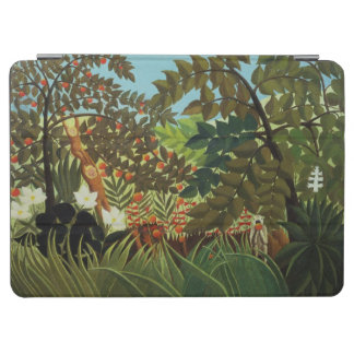 Exotic landscape iPad air cover