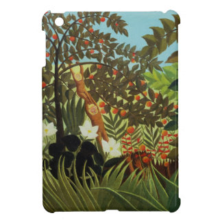 Exotic landscape iPad mini case