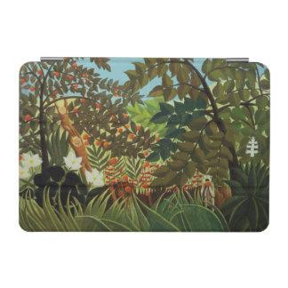 Exotic landscape iPad mini cover