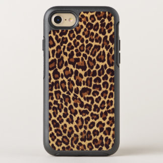 Exotic Leopard Print OtterBox Symmetry iPhone 8/7 Case