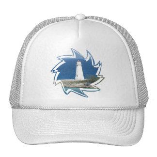 Exotic Lighthouse Baseball Hat