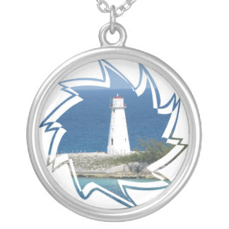 Exotic LIghthouse Necklace