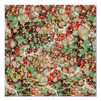 Exotic MARBLE Stone Spread Print