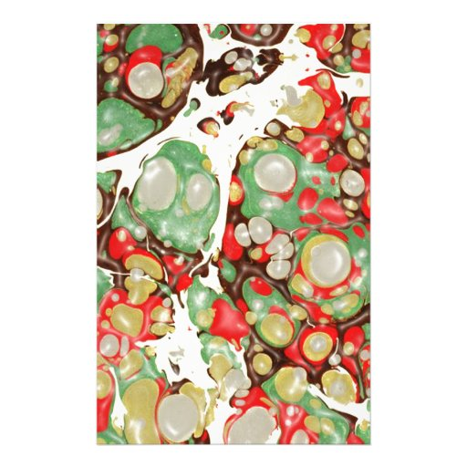 exotic MARBLE Stone Spread Stationery