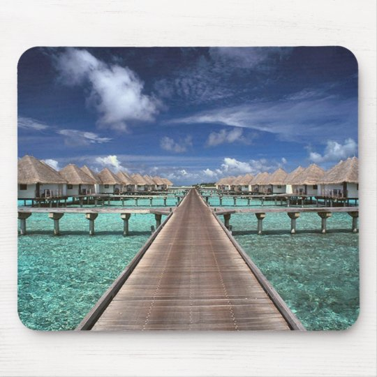 exotic mouse pad