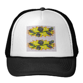 Exotic OLIVE Fruit - Pure Graphic Design FUN GIFTS Hat