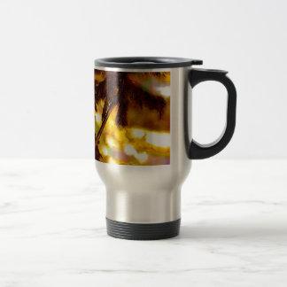 Exotic Palm Tree Stainless Steel Travel Mug
