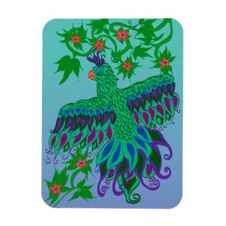 Exotic Parrot Magnet