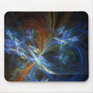 Exotic Particles Mouse Mat