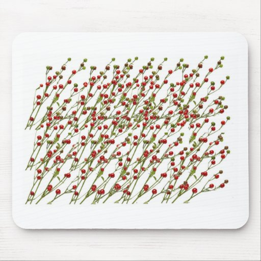 Exotic Red Chillies -  Super Chef Collection Mouse Pad