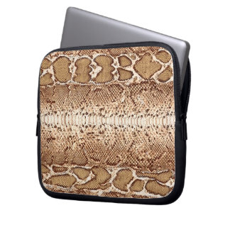 Exotic Snake Skin #2 Laptop Sleeve