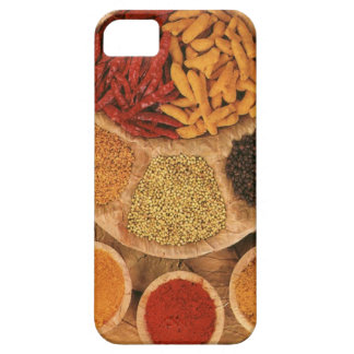 Exotic spices iPhone 5 cover