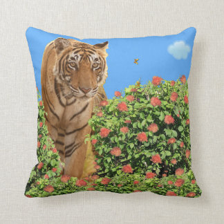 Exotic Tiger. Cushion