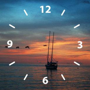 Florida Wall Clocks Zazzle Uk
