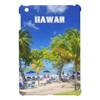 Exotic view from Hawaii iPad Mini Case