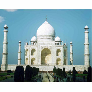 Exotic White Palace Photo Sculptures
