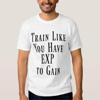 EXP Training Tshirt