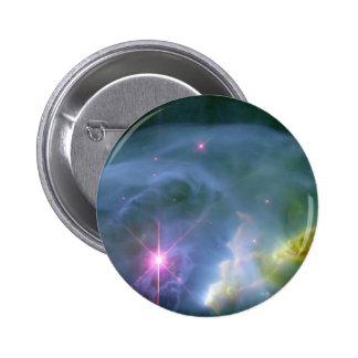 Expanding Bubble 6 Cm Round Badge