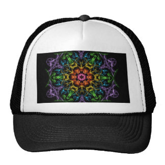Expanding Center Hats
