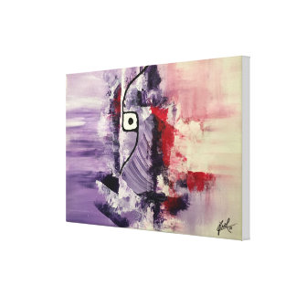 """""""Expanding the mind"""" Original Abstract Painting Canvas Print"""
