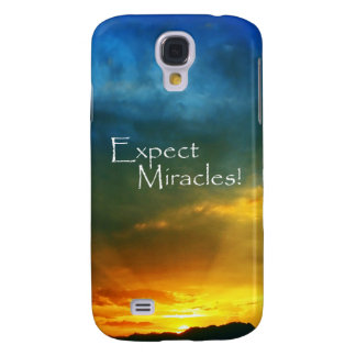 Expect Miracles! HTC Vivid Cover