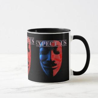 Expect Us Mug