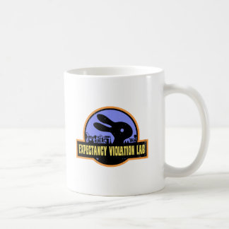 Expectancy Violation Lab Basic White Mug